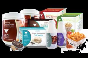 medi food items