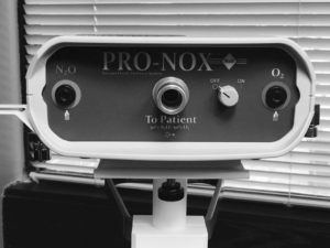 Pro-Nox: pain management for aesthetic treatments