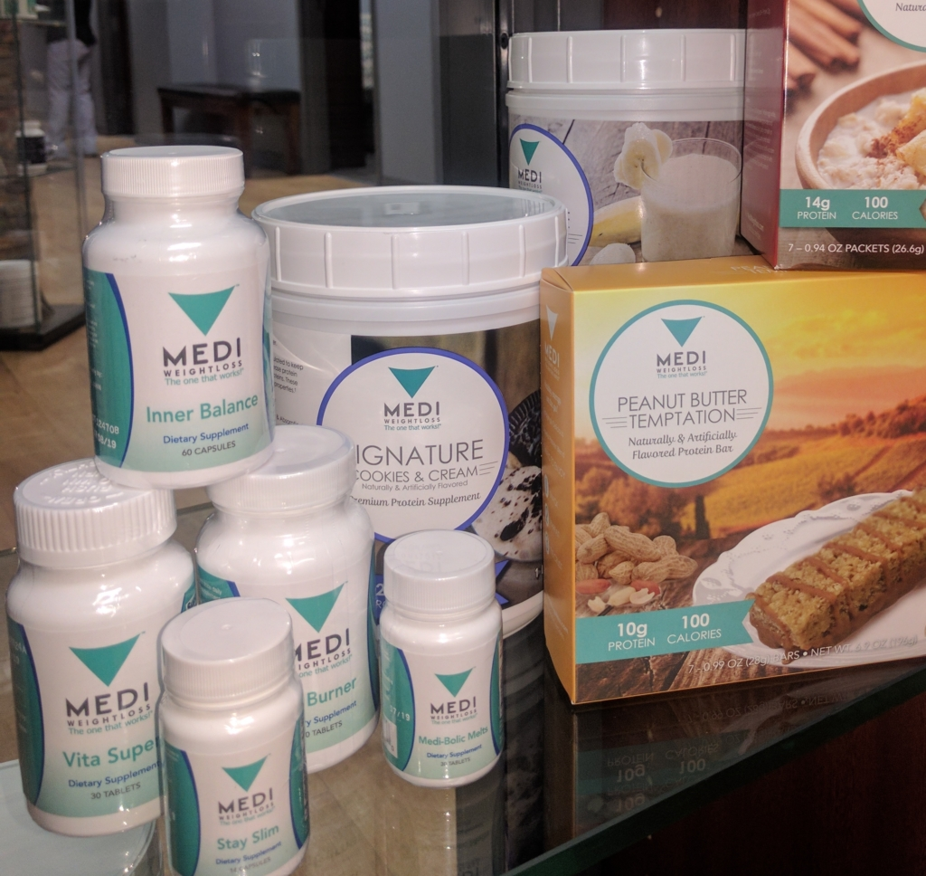 Mediweightloss products