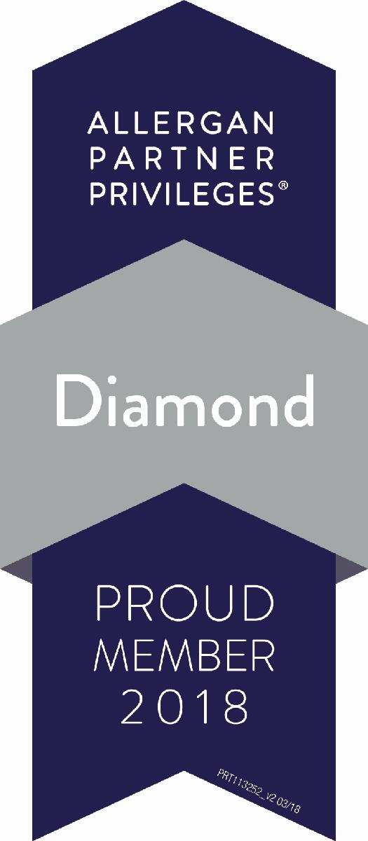 MedCosmetic reaches Allergan Diamond level status